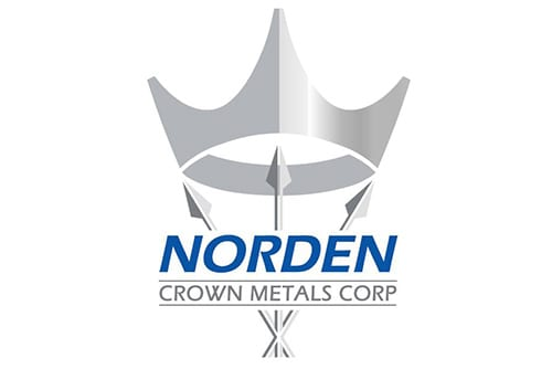 norden crown metals logo