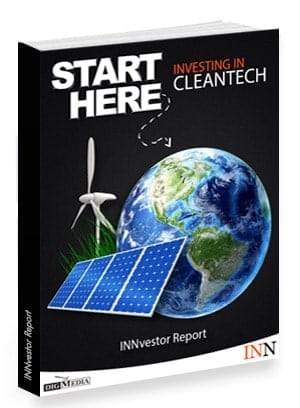 Start Here – Investing in Cleantech