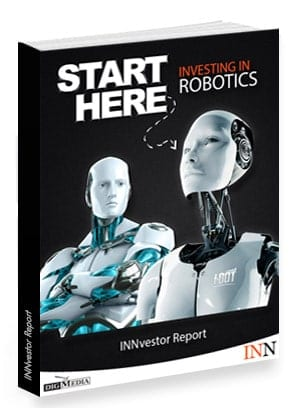 Robotics Investing Start Cover