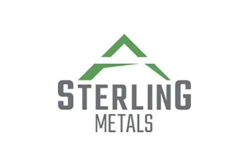 sterling metals logo