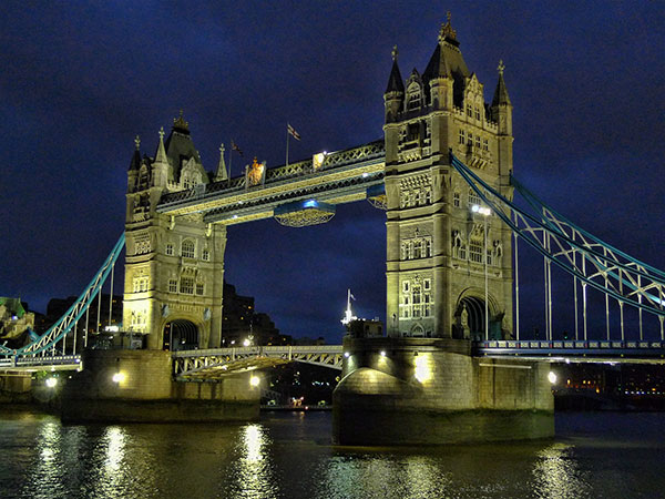 London Fintech Scene Booming