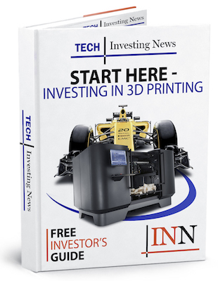 3d printing free industry report investing market