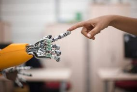 3D-printed Bionic Skin May Give Robots a Sense of Touch