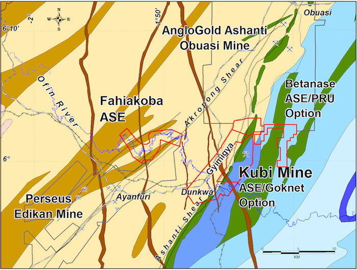 Asante Gold Corporation - Developing Gold Resources in Ghana