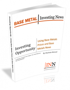 Investing Opportunity: Using LME Prices and Base Metals News