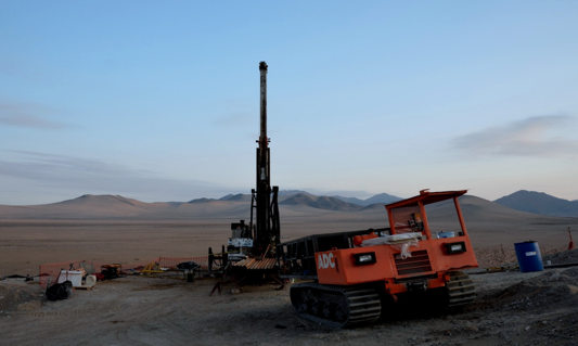 chilean-phase-one-drilling