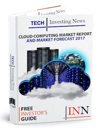 Cloud Computing Market Report and Market Forecast 2017