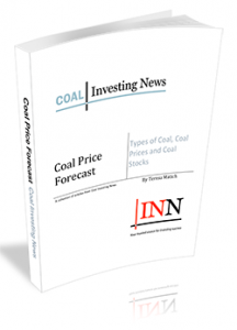 Coal Price Forecast small