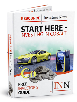 Start Here - Investing in Cobalt