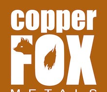 Copper Fox samples up to 4.28% Cu at Mineral Mountain
