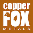 Copper Fox Spends $113,235 on Copper Projects in Q1