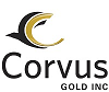 Corvus Gold to Webcast, Live, at VirtualInvestorConferences.com's OTCQX October 4th Event