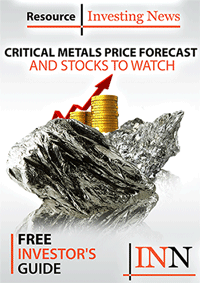 critical metals free industry report