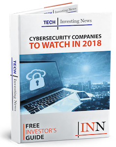 cybersecurity companies stocks report