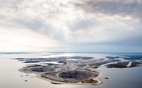 Canada's Diavik Mine Axes 51 Jobs