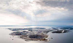 Canada's Diavik Mine Axes 51 Jobs
