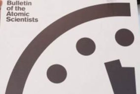 Leveraging the Doomsday Clock