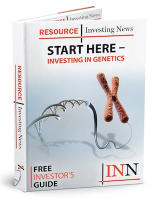 Start Here – Investing in Genetics
