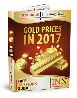 Gold Price Update: Q1 2017 in Review