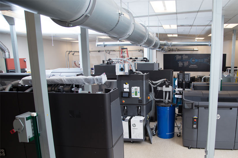 HP Open Material and Applications Lab