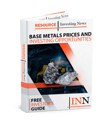 base metals outlook report