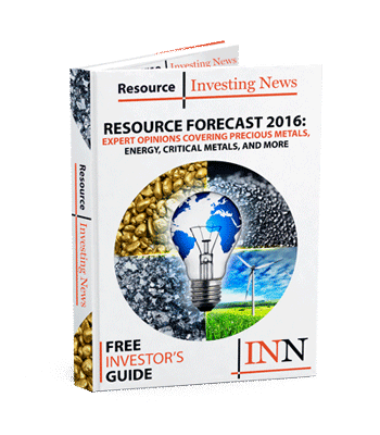 resource forecast free report investment market