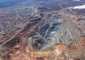 Aussie gold miner with Chinese parent company looking to buy half of Kalgoorlie