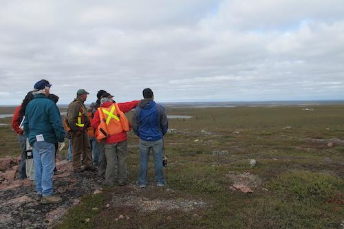 Kivalliq Energy - Angilak Property - Analyst Tour 2012.JPG