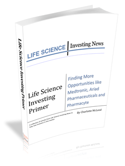 Life Science Investing Primer – Finding More Opportunities like Medtronic, Ariad Pharmaceuticals and Pharmacyte.