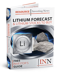 Lithium Forecast 2017 and Lithium Stocks to Buy