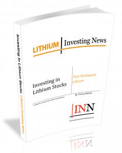 Lithium eBook