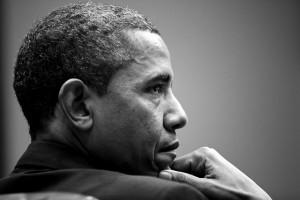 Obama - concerned 2
