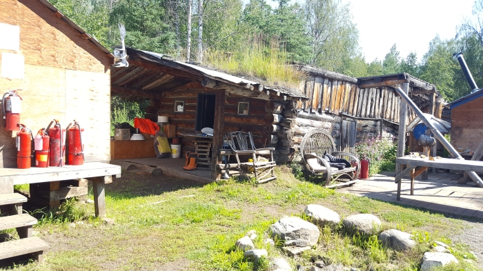 The Kaminak Camp