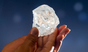 Largest Diamond Found in 100 Years Could Sell for $70 Million
