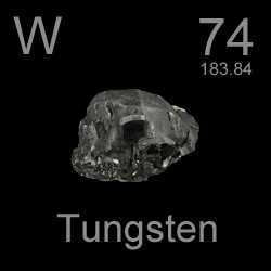 Optimized-tungsten