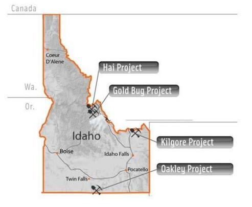 Otis Gold Corp. - Advancing Gold Projects in Idaho
