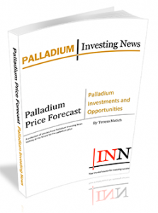 what does palladium to do with lithium