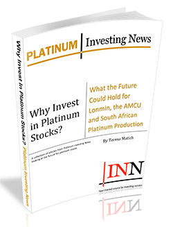 Why Invest in Platinum Stocks? What the Future Could Hold for Lonmin, the AMCU and South African Platinum Production
