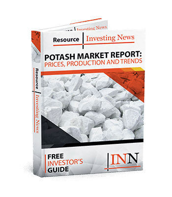 potash investments stock industry free market report on investing
