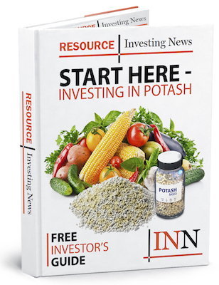 Start Here – Investing in Potash