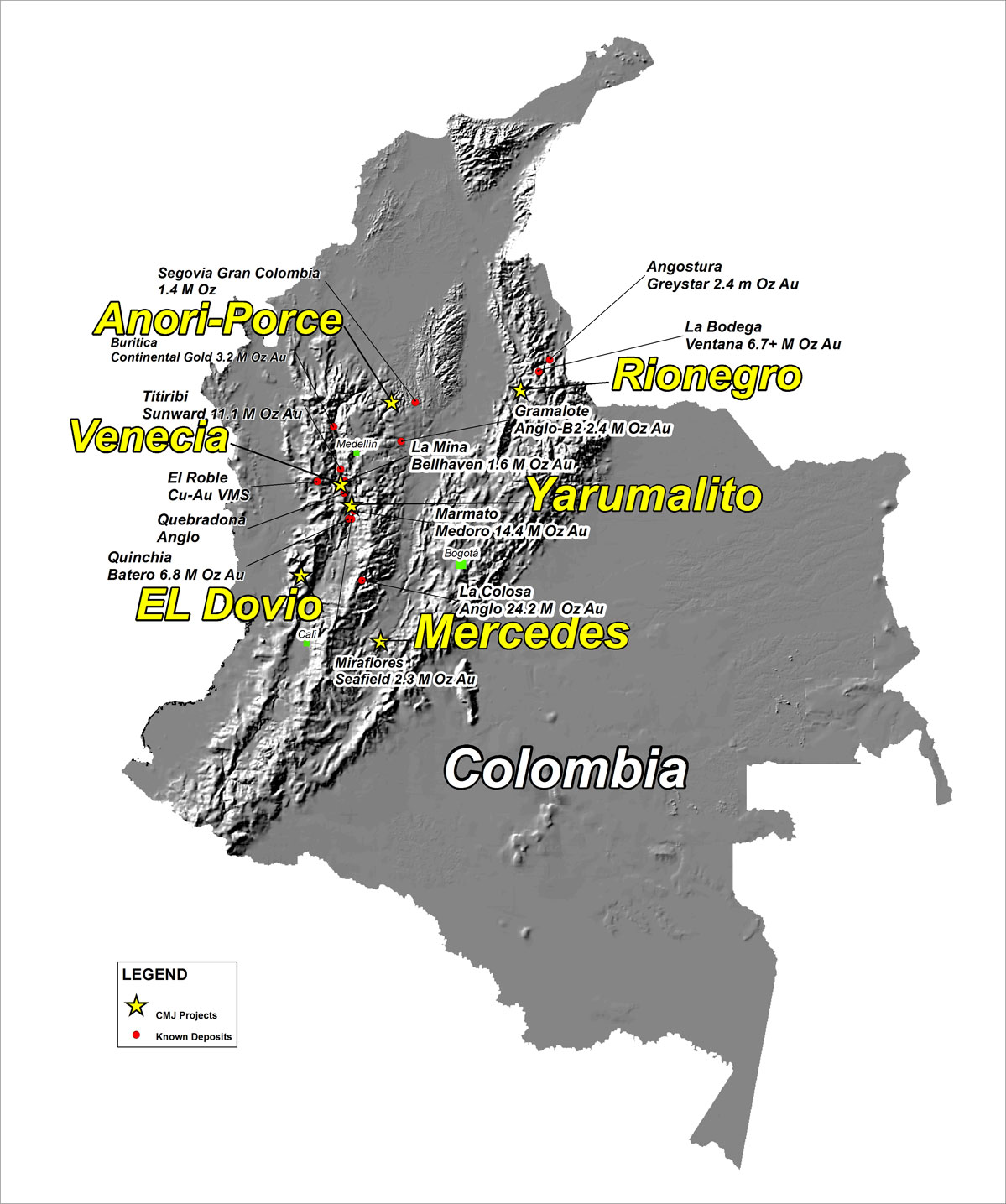 american mining in colombia essay The agriculture and extractive industries (the mining industry in chile and banana production in colombia) csr practices in uruguay and new legal instruments in the area of human rights and labour rights in the latin american region.