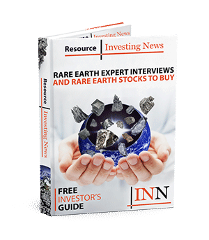 rare earth metals free market and industry report with expert investing tips