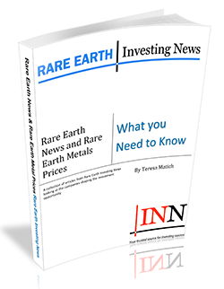 Rare Earth News and Rare Earth Metals Prices: What you Need to Know