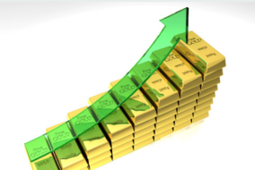 Gold Price Rallies to Five-Week High