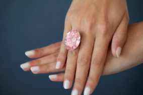 Pink Star Diamond Expected to Sell for Record Price at Auction