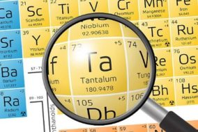 Tantalum Mining and How to Invest