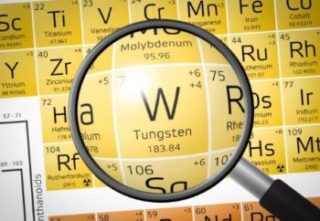 tungsten investment