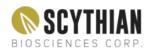 """Scythian Biosciences Corp. Begins Trading on the TSXV under Symbol """"SCYB"""""""