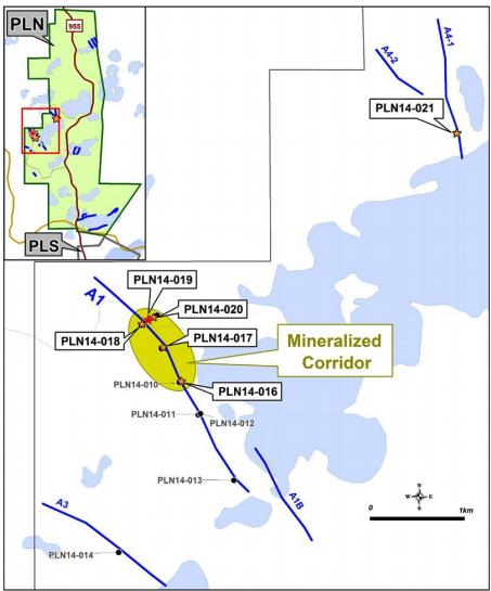 Azincourt Map 5