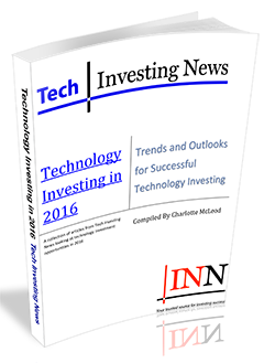Technology Investing in 2016: Trends and Outlooks for Successful Technology Investing